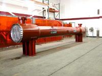 Titan Metal heat exchanger