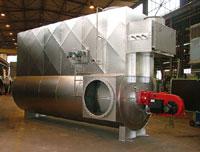 John Zink Air Heaters and Recuperators