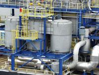 John Zink Regenerative Thermal Oxidizer
